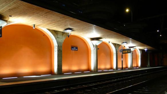 Gare Gorge de Loup – Lyon Vaise