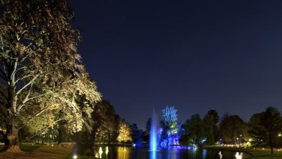 Parc de l'Orangerie  -Promenades Nocturnes-