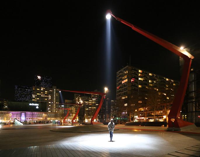 Rotterdam place